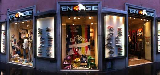 Energie store via cola di rienzo abbigliamento for Corso roma abbigliamento