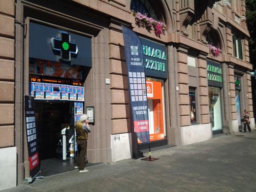 Farmacia mazzini roma