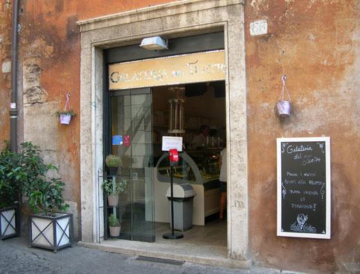 Gelateria del Teatro - allrome.it
