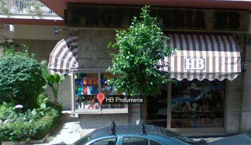 Hb profumerie via ugo de carolis profumerie for Piazza balduina