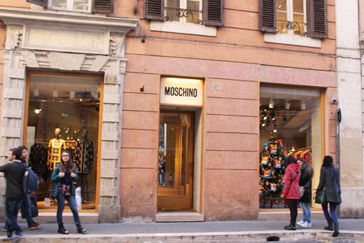 orari negozi hogan roma via del babuino