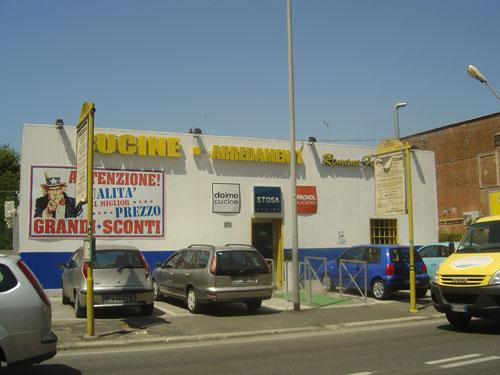 Centro cucine romano fazioli arredamento arredamento cucina attivit e servizi - Centro cucine roma nord ...