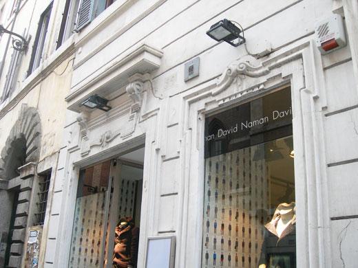 David Mayer Naman Via Del Babuino Abbigliamento Abbigliamento Uomo Accessori Abbigliamento Allrome It Attività E Servizi Di Roma